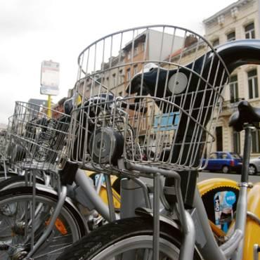 Brussel heeft derde beste huurfietsensysteem in Europa