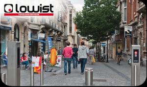 Toegangscontrole voor gemeenten en steden - Lowist