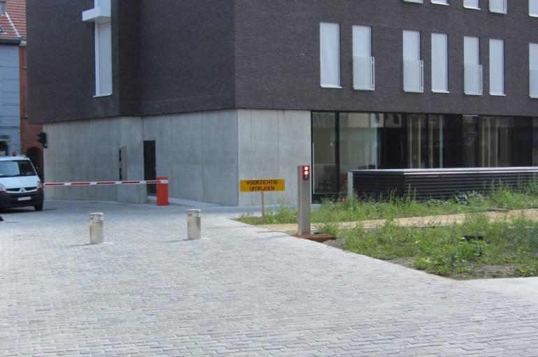 Lowist installeert totaaloplossing toegangscontrole voor OCMW Leuven