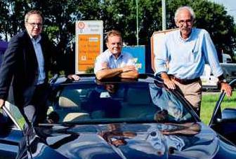 Autovrij maken populair voorstel – dubbelinterview met Gino Van Ossel en Willy Miermans