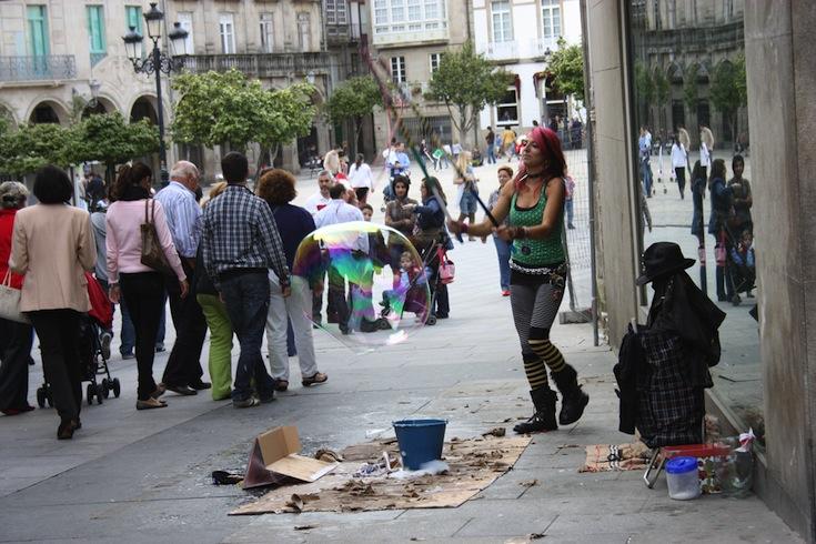 Pontevedera, de stad waar voetganger koning is…