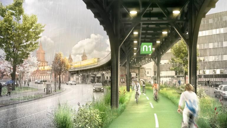 Europese steden met focus op mobiliteit