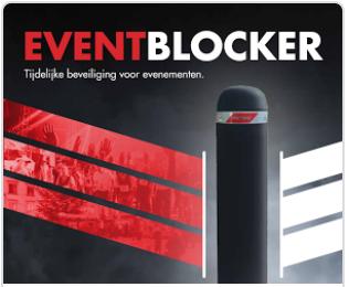 Eventblocker: flexibel wapen in strijd tegen terrorisme bij drukke evenementen