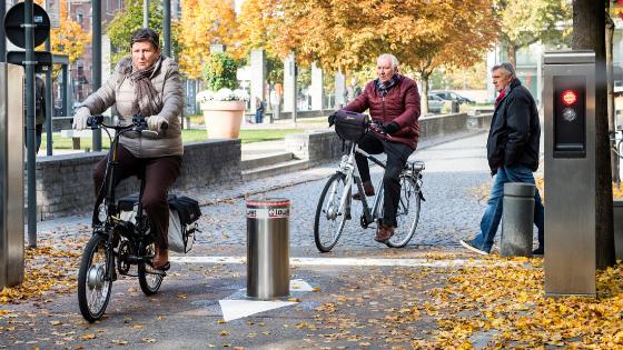 """""""Trots op ons voetgangersnetwerk"""": Hasselt als case study in Tijdschrift Publieke Ruimte"""
